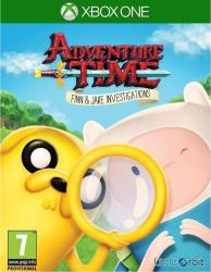 Adventure Time Finn and Jake Investigations (XBOX One)