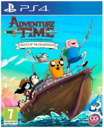 Adventure Time Pirates of the Enchiridion (PS4)