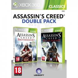 Assassin`s Creed Brotherhood & Assassin`s Creed Revelations Double Pack (XBOX 360)