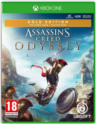 Assassin`s Creed Odyssey Gold Edition (XBOX One)