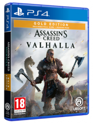 Assassin`s Creed Valhalla Gold Edition (PS4)
