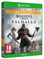 Assassin`s Creed Valhalla Gold Edition (XBOX One)