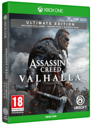 Assassin`s Creed Valhalla Ultimate Edition (XBOX One)