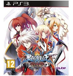 BlazBlue Chrono Phantasma Extend (PS3)
