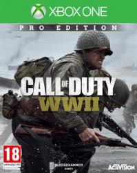 Call of Duty: WWII Pro Edition (XBOX One)