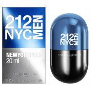 Carolina Herrera 212 NYC Men Pills Eau De Parfum 20ml