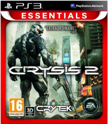 Crysis 2 Essentials (PS3)