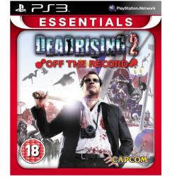 Dead Rising 2 Off the Record Essentials (PS3)