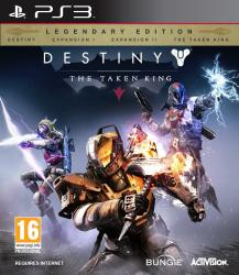Destiny The Taken King Legendary Edition (PS3)
