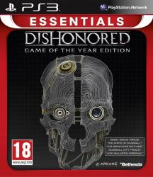 Dishonored Game of the Year Edition Essentials (PS3)