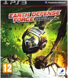 Earth Defense Force Insect Armageddon (PS3)