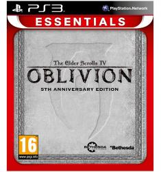 Elder Scrolls IV Oblivion 5th Anniversary Edition Essentials (PS3)