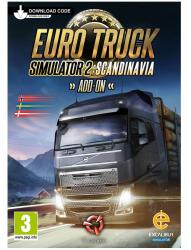 Euro Truck Simulator 2 Scandinavia Add-on - PC Game