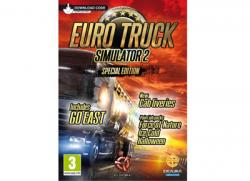 Euro Truck Simulator 2 Special Edition DLC Code - PC Game