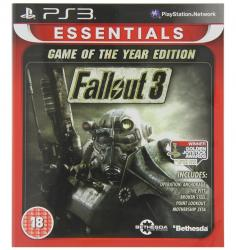 Fallout 3 Game of the Year Edition Essentials (PS3)