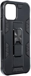 FORCELL DEFENDER BACK COVER CASE STAND FOR IPHONE 11 PRO MAX BLACK