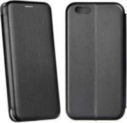 FORCELL ELEGANCE BOOK CASE FOR APPLE IPHONE 7/8 BLACK