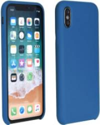 FORCELL SILICONE BACK COVER CASE FOR APPLE IPHONE 11 PRO (5,8) BLUE