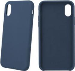FOREVER PREMIO BACK COVER CASE FOR APPLE IPHONE X / IPHONE XS DARK BLUE