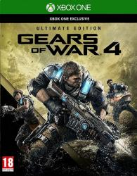 Gears of War 4 Ultimate Edition (XBOX One)