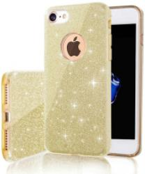GLITTER 3IN1 BACK COVER CASE FOR IPHONE 12 PRO MAX 6,7 GOLD