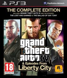 Grand Theft Auto IV Complete Edition (PS3)