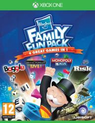 Hasbro Family Fun Pack (XBOX One)
