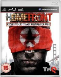 Homefront Resistance Multiplayer Pack (PS3)