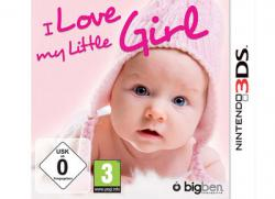 I Love my Little Girl - 3DS Game