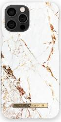 IDEAL OF SWEDEN BACK COVER CASE FOR IPHONE 12 / 12 PRO CARRARA GOLD