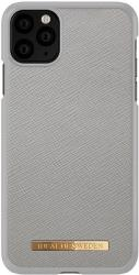 IDEAL OF SWEDEN FOR IPHONE 11 PRO MAX SAFFIANO LIGHT GREY