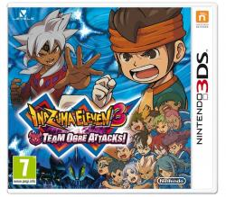 Inazuma Eleven 3 Team Ogre Attacks! (3DS)