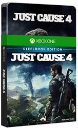 Just Cause 4 Steelbook Edition (XBOX One)