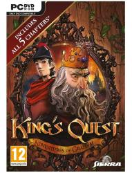 King`s Quest: The Complete Collection - PC Game