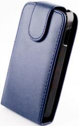 LEATHER CASE FOR NOKIA 620 BLUE