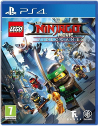 LEGO Ninjago: The Movie Video Game (PS4)