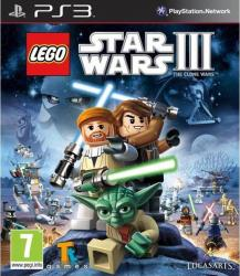 LEGO Star Wars III The Clone Wars (PS3)