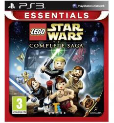LEGO Star Wars The Complete Saga Essentials (PS3)
