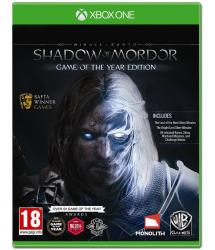 Middle Earth Shadow of Mordor Game of The Year (XBOX One)