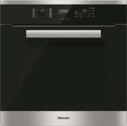 Miele H 2661-1 B Stainless Steel/Clean Steel