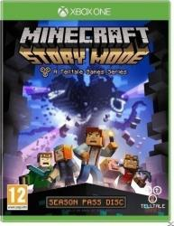 Minecraft Story Mode A Telltale Games Series (XBOX One)