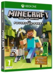 Minecraft: Xbox One Edition & Favorites Pack (XBOX One)