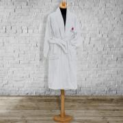 Μπουρνούζι Polo Club 2600 Medium - Greenwich Polo Club - 2600-bathrobe-M