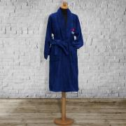 Μπουρνούζι Polo Club 2605 Medium - Greenwich Polo Club - 2605-bathrobe-M