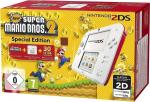 Nintendo 2DS White/Red & New Super Mario Bros 2 Special Edition