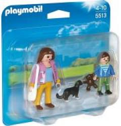 PLAYMOBIL 5513 DUO PACK ΜΑΜΑ ΚΑΙ ΠΑΙΔΙ
