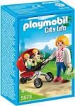 PLAYMOBIL 5573 ΜΑΜΑ ΜΕ ΔΙΔΥΜΑ ΚΑΙ ΚΑΡΟΤΣΑΚΙ
