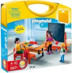 PLAYMOBIL 5971 CARRYING CASE SCHOOL