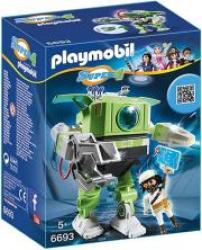 PLAYMOBIL 6693 CLEANO ROBOT