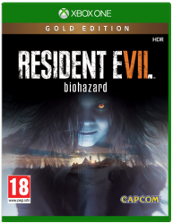 Resident Evil 7 Biohazard Gold Edition (XBOX One)